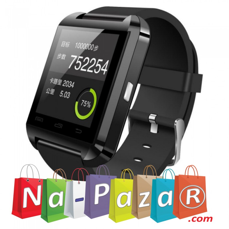 Смарт Часовник Smartwatch U8 - from category Разни (Na-Pazar)