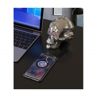 Портативна Блутут колона с радио Skull OneDer V7