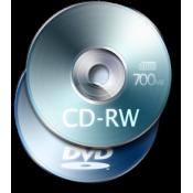 CD, DVD, Blue ray (0)