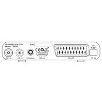 HD Ефирен и Сателитен приемник 2 в 1 PACOSTAR- TS8060 COMBO