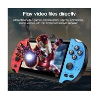 Преносима игра с 4.1 инчов цветен дисплей Smart Technology X1, TV Out, Камера, MP3, MP4, 10 000 игри
