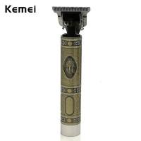 Машинка за подстригване Kemei Винтидж дизайн метална KM-1974A