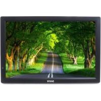 14 портативен телевизор Vivas TV14, 14 инча, 12/220V, Цифров тунер DVB-T2, Мултимедия, Акумулаторна батерия