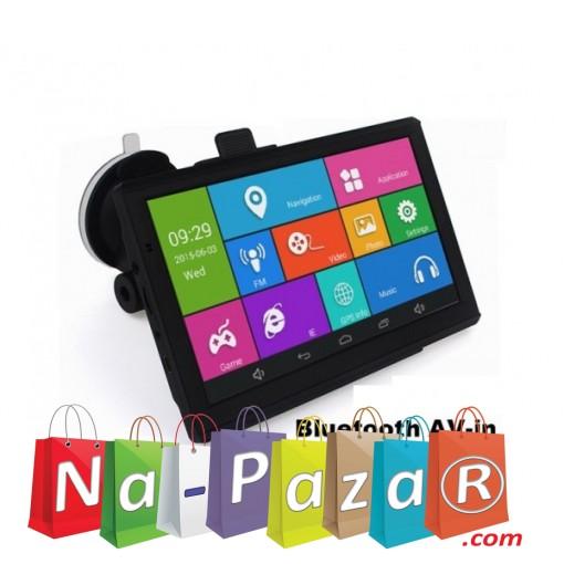 Android GPS навигация 7 за кола и камион Vivas Android 7060, EU, BT, AVIn, WiFi