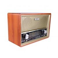 Ретро радио Pu Xing PX-2002BT Bluetooth USB SD FM - Носталджи