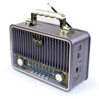 FM Радио Mp3, USB, TF Card, Bluetooth Kemai MD-1908BT