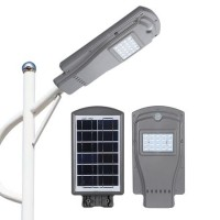 Соларна улична Лампа Каpp SL - 20, 20 Вата. Сензор движение