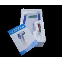Термометър за тяло и предмети SHENGDE, Безконтактен, Лазерен