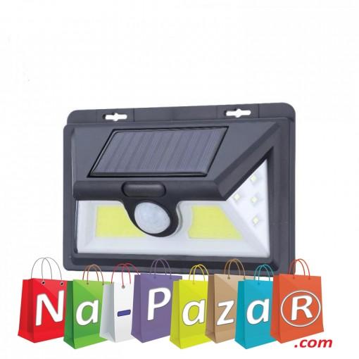Соларна лампа 1828B с LED диоди и сензор за движение