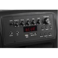 15 активна тонколона AZUSA FM/SD/BLUETHOOT/USB
