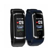 Влагоустойчива смарт гривна Smart technology М4, Пулс, Кръвно налягане, Кислород в кръвта