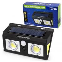 Соларна лампа с ЛУПИ и сензор за движение CL-5066B