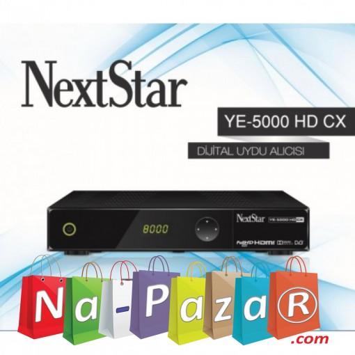 HD Сателитен приемник Nextstar YE-5000 HD CX