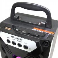 Преносима блутут колона с радио MS-363BT MP3 Bluetooth Speaker