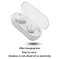 Безжични Bluetooth слушалки със зареждащ кейс – TWS4