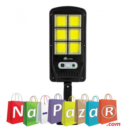 Соларна LED улична лампа, външно осветление на двор, градина