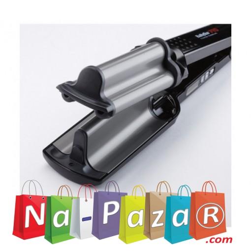 Професионална ретро маша Babyliss PRO DEF Ionic Nano Titanium 2469, 19 mm