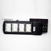 Интегрирана соларна лампа 120 W LED прожектор, сензор движение