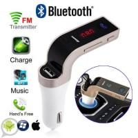 Bluetooth FM трансмитер CAR G7 / MP3 Плейър / Хендс Фрий