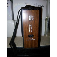 Мини USB FМ радио YG-16U с USB, SD, MP3 и AUX вход