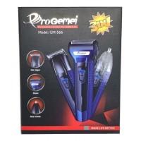ProGemei 566 - самобръсначка, тример и машинка за подстригване - 3 in1
