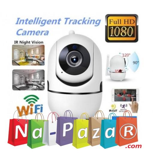IP Камера за видеонаблюдение, 720P, Въртяща се