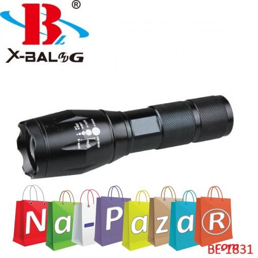 Мощен LED фенер BL-1831 T6