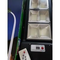 Външна Соларна LED лампа 90W със сензор за движение подходща за улична осветление